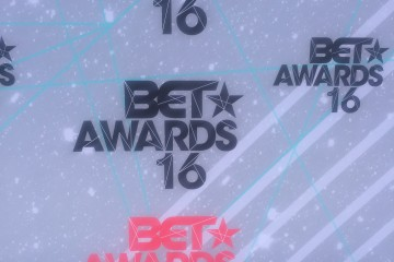 BET Awards 2016 Step N Repeat