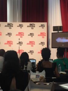 BET Awards 2016 Media Room