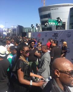 BET Awards 2016 Red Carpet